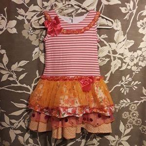 Bonnie Jean whimsical dress